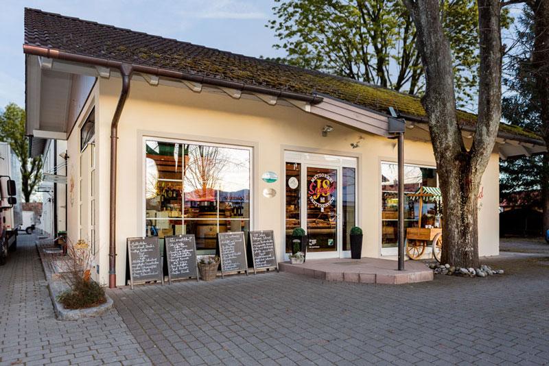 Metzgerei Schmid - das Ladengeschäft