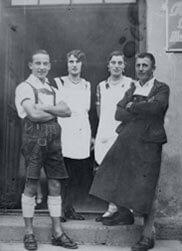 Metzgerei Schmid - Historie