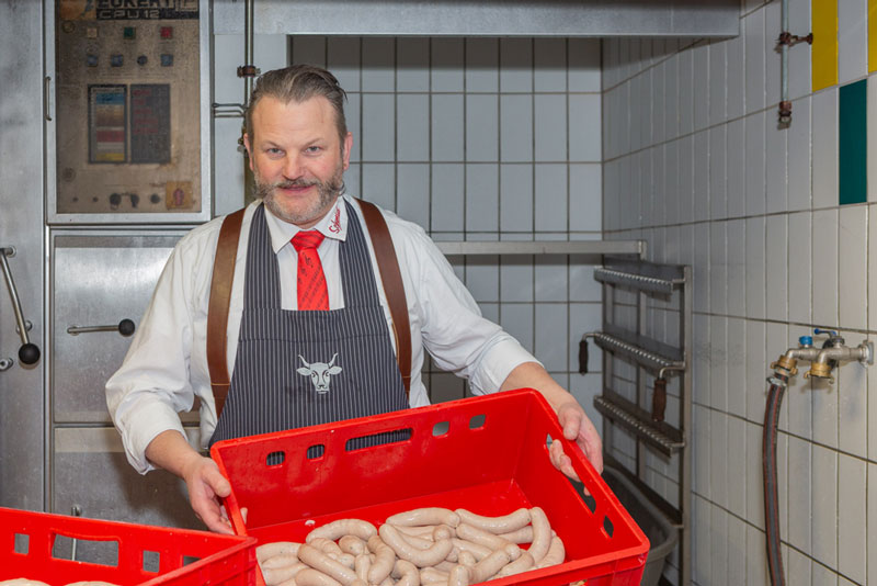 Metzgerei Schmid Weißwürstl